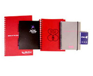 POLY COVER NOTEBOOKS